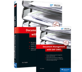 Cover von Document Management with SAP DMS