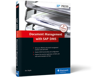 Cover of Document Management with SAP DMS