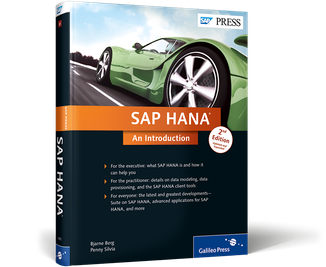Cover of SAP HANA