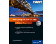 Cover of Architecting EDI with SAP IDocs