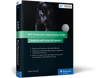 Cover of SAP Performance Optimization Guide