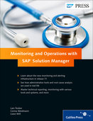 Cover von Monitoring and Operations with SAP Solution Manager