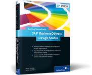 Cover of Getting Started with SAP BusinessObjects Design Studio
