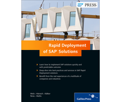 Cover von Rapid Deployment of SAP Solutions