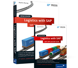 Cover von Discover Logistics with SAP