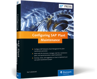 Cover von Configuring SAP ERP Plant Maintenance