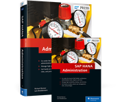 Cover von SAP HANA Administration