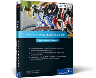 Cover of Financial Planning and Analysis with SAP