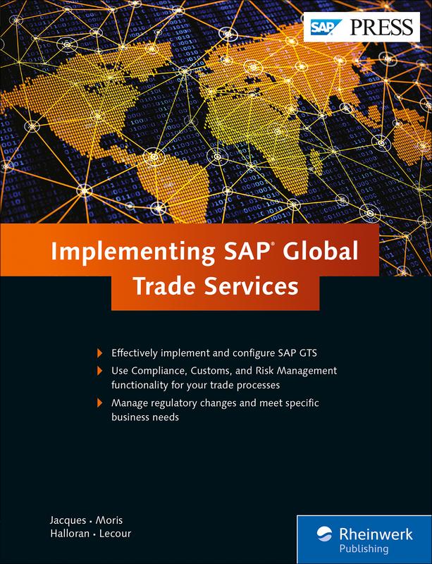 Global trade system sap