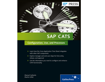 Cover von SAP CATS