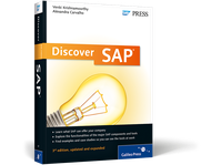 Cover of Discover SAP