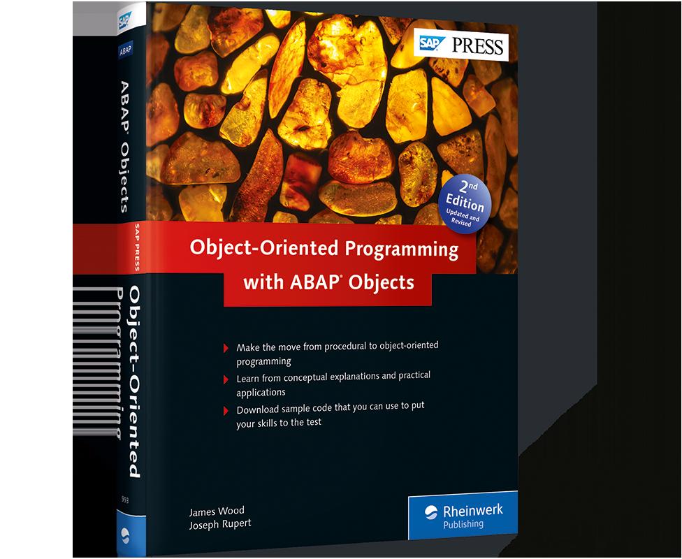 abap objects  object