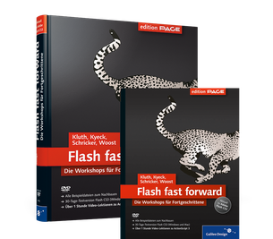 Cover von Flash fast forward