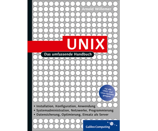 Cover von UNIX