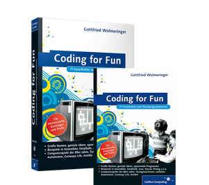 Cover von Coding for Fun