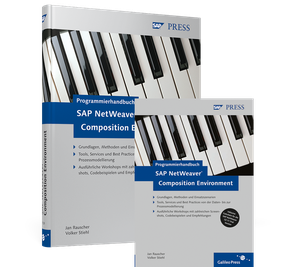 Cover von Programmierhandbuch SAP NetWeaver Composition Environment