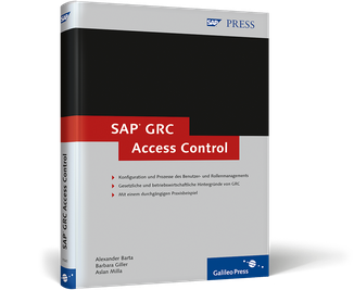 Cover von SAP GRC Access Control