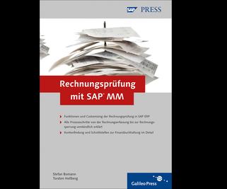 Cover von Rechnungsprüfung mit SAP MM