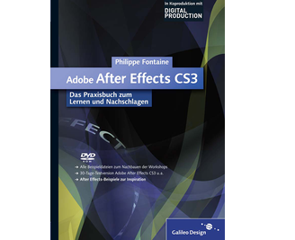 Cover von Adobe After Effects CS3