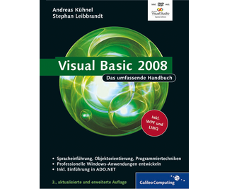 Cover von Visual Basic 2008