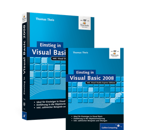 Cover von Einstieg in Visual Basic 2008