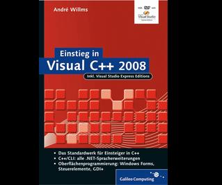 Cover von Einstieg in Visual C++ 2008