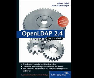 Cover von OpenLDAP 2.4