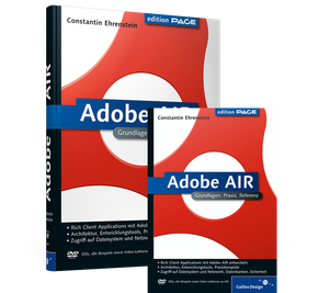 Cover von Adobe AIR