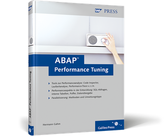 Cover von ABAP Performance Tuning