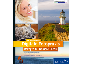 Cover von Digitale Fotopraxis. Rezepte für bessere Fotos