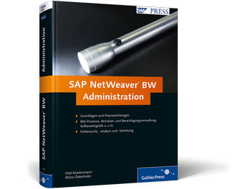 Cover von SAP NetWeaver BW-Administration
