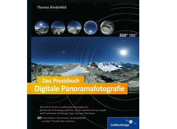 Cover von Das Praxisbuch Digitale Panoramafotografie