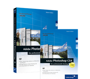 Cover von Adobe Photoshop CS4 – Der professionelle Einstieg