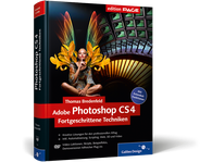 Cover von Adobe Photoshop CS4 – Fortgeschrittene Techniken