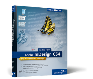 Cover von Adobe InDesign CS4