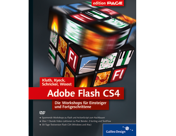 Cover von Flash CS4