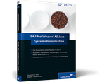 Cover von SAP NetWeaver AS Java – Systemadministration