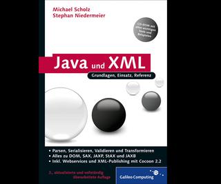 Cover von Java und XML