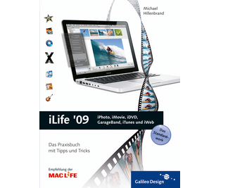 Cover von iLife '09: iPhoto, iMovie, iDVD, GarageBand, iTunes und iWeb
