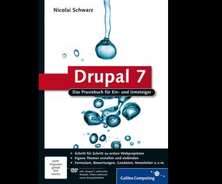 Cover von Drupal 7