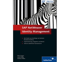 Cover von SAP NetWeaver Identity Management