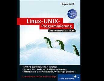 Cover von Linux-UNIX-Programmierung