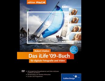 Cover von Das iLife '09-Buch für digitale Fotografie und Video