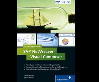 Cover von Praxishandbuch SAP NetWeaver Visual Composer