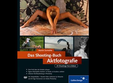 Cover von Das Shooting-Buch Aktfotografie