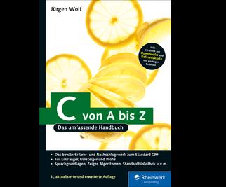 Cover von C von A bis Z