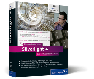 Cover von Silverlight 4