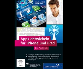 Cover von Apps entwickeln für iPhone und iPad