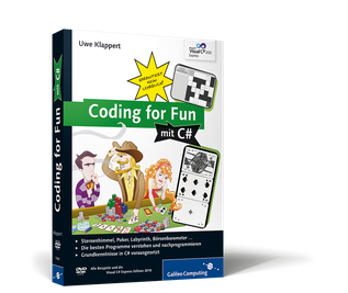 Cover von Coding for Fun mit C#