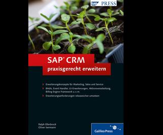 Cover von SAP CRM praxisgerecht erweitern